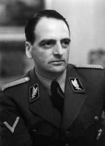 Veesenmayer Edmund SS Brigadeführer