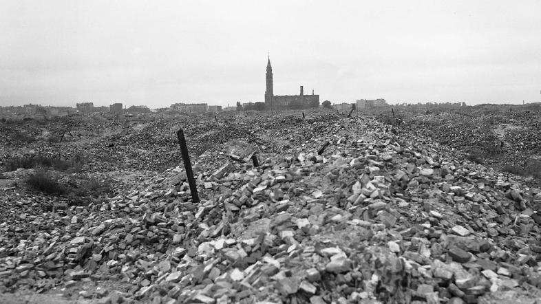 Warschau Ghetto Mitte_Ende 1943